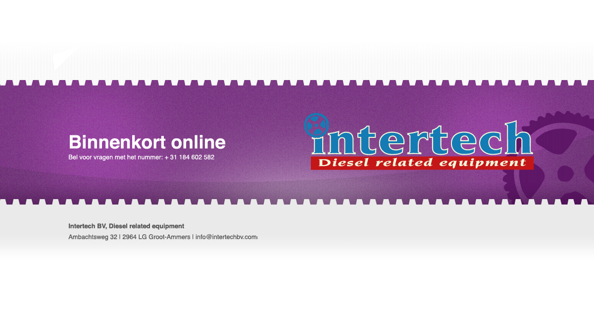 'Intertech BV • Groot-Ammers